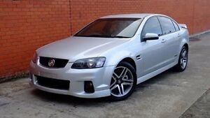 2012 Holden Commodore VE II MY12 SS Silver 6 Speed Sports Automatic Sedan Hobart CBD Hobart City Preview