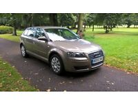 AUDI A3 1.6 SPECIAL EDITION 8V 5DR Manual (beige) 2005