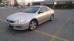 2007 Honda Accord Coupe EX-L V6 - 1 Owner 93383 kms