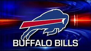 Buffalo Bills Tickets all home games 4 in 125-17 and 2 in 124-8