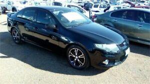 2010 Ford Falcon FG XR6 Black 6 Speed Sports Automatic Sedan Mount Druitt Blacktown Area Preview