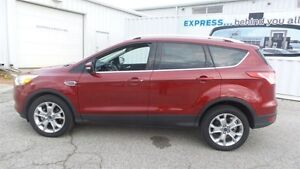 2016 Ford Escape Titanium, Pano Roof, Lthr, Nav Kitchener / Waterloo Kitchener Area image 2