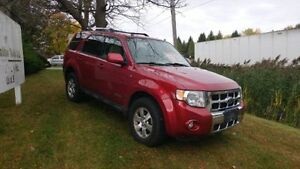 2008 Ford Escape Certified & E-Tested!!
