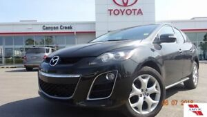 2010 Mazda CX 7 GT AWD/CLEAN CARPROOF/LEATHER/MOONROOF/ALLOYS