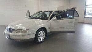 2002 Holden Statesman Whii V8 White 4 Speed Automatic Sedan Frankston Frankston Area Preview