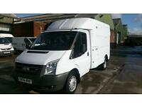 2006 56 FORD TRANSIT 2.4 350 MWB 1D 100 BHP XBT BOX WORK SHOP F/S/H DIESEL