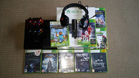 For Sale. Xbox 360 500GB + Games and accessories.