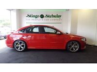 VOLVO S40 2.0 SPORT D R-DESIGN FULLY MOTD SERVICED and WARRA (red) 2008