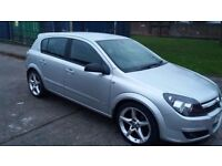 Excellent condition 2005 Vauxhall Astra 1.9cdti
