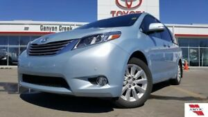 2015 Toyota Sienna Limited / AWD / Navigation / DVD