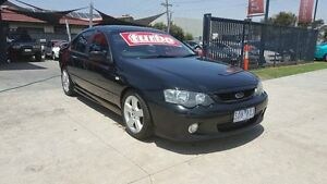 2003 Ford Falcon BA XR6T 4 Speed Auto Seq Sportshift Sedan Cairnlea Brimbank Area Preview