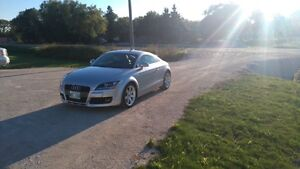 2008 Audi TT Coup Leather Interior, Power Opts, Alloys MINT