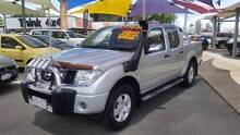 Feature packed Dual Cab with Low Km's - 2007 Turbo Diesel Navara Westcourt Cairns City Preview