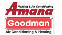 Air Condition & Furnace on Sale From $1500 Installation Include