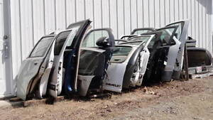 DOORS AND BUMPERS FOR SALE FOR VARIOUS MAKES