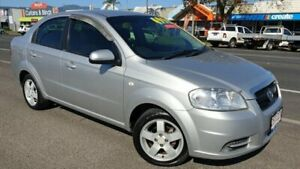 2006 Holden Barina TK Silver 5 Speed Manual Sedan Bungalow Cairns City Preview