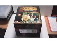 LOVEJOY - THE COMPLETE COLLECTION 21 DVD'S BOX SET-ALL 6 SEASONS
