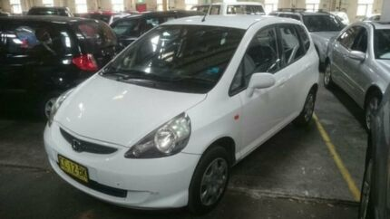 2005 Honda Jazz Upgrade GLI White 0 Speed Continuous Variable Hatchback Georgetown Newcastle Area Preview