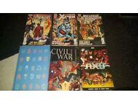 Graphic novels/Comics