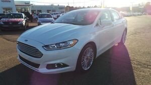 2016 Ford Fusion SE - FULLY LOADED, ONE OWNER!!