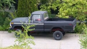 1978 Ford F-150 4x4 ShortBox