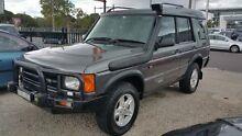 2001 Land Rover Discovery TD5 (4x4) Grey 4 Speed Automatic 4x4 Wagon Frankston Frankston Area Preview