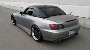 2001 Honda S2000 Convertible - Same Owner for 15 Years