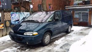 1996 Pontiac Trans Sport Familiale