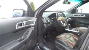 2012 Ford Explorer Limited, Lthr, Moon, Nav, Local Trade In Kitchener / Waterloo Kitchener Area image 11