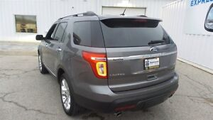 2012 Ford Explorer Limited, Lthr, Moon, Nav, Local Trade In Kitchener / Waterloo Kitchener Area image 3