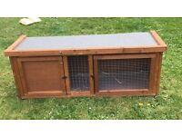 Rabbit/guineapig hutch