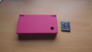 nintendo ds dsi with games