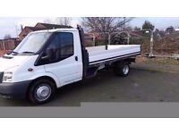 Ford transit 115 t350l rwd 2011/11 moted one owner pick up