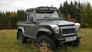 1994 Land Rover Defender 90 Pickup Truck