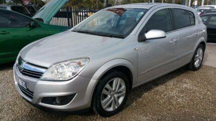 2007 Holden Astra AH MY07 CDX Silver 4 Speed Automatic Hatchback Frankston Frankston Area Preview