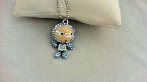 Swarovski Eliot Blue Crystal Pendant Necklace 1084490- New in Box
