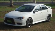 2015 Mitsubishi Lancer CJ MY15 ES Sport White 6 Speed Constant Variable Sedan Winnellie Darwin City Preview