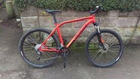 Mens Specialized Pitch Sport 650B 2017 Hardtail Mountain Bike - New condition