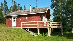 Waterfront Cabin near Gros Morne Natiolnal Park!