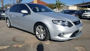 2010 Ford Falcon FG XR6 Silver 5 Speed Sports Automatic Sedan Enfield Port Adelaide Area Preview