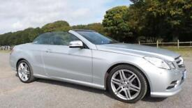 2012 62 MERCEDES-BENZ E CLASS 2.1 E250 CDI BLUEEFFICIENCY SPORT 2D AUTO 204 BHP