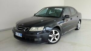 2004 Saab 9-3 440 MY2004 Vector Sport Black 5 Speed Sports Automatic Sedan Hobart CBD Hobart City Preview