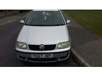 VW POLO 1.4 Automatic (12 MONTHS M.O.T)