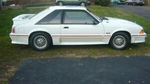 1990 Ford Mustang GT Auto Coupe (2 door)