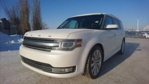 2016 Ford Flex AWD LIMITED Navigation (GPS),  Leather,  Heated S