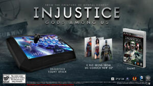 Injustice Battle Edition PS3