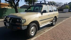 1995 Toyota Landcruiser HZJ80R DX (4x4) 5 Speed Manual 4x4 Wagon Medindie Walkerville Area Preview