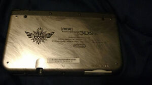 New 3DS XL Monster Hunter IV Edition