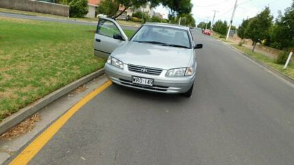 2001 Toyota Camry SXV20R Conquest Silver 4 Speed Automatic Sedan Somerton Park Holdfast Bay Preview