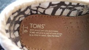 Girl's (Toddler) Toms Shoes London Ontario image 3
